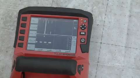 Hilti PS 1000 X-Scan Ground Penetrating Radar System | JLC