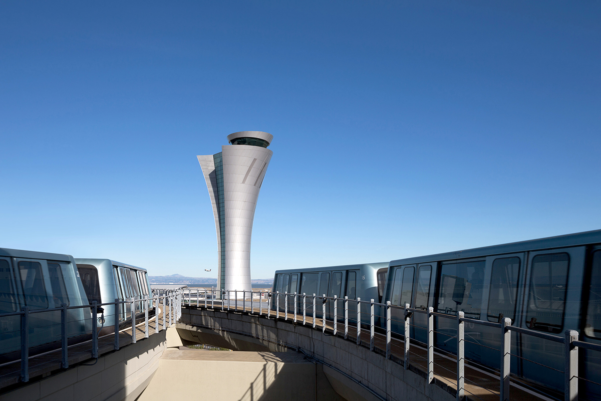 Sfo Airport Traffic Control Tower Architect Magazine