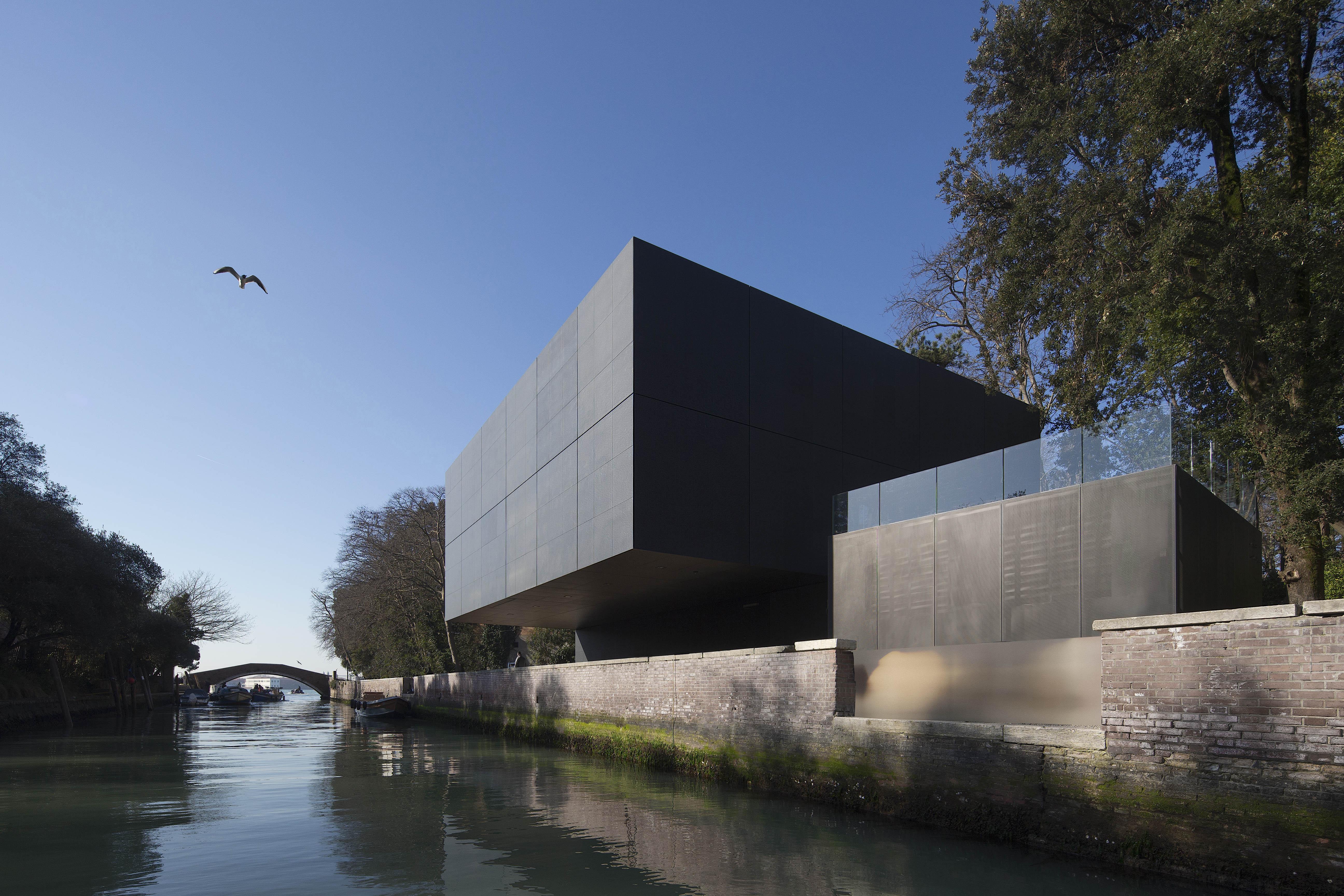 Pavilion Of Australia Giardini Della Biennale Architect