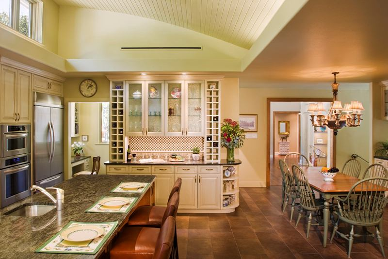 Built Ins Add Value To New Homes Builder Magazine