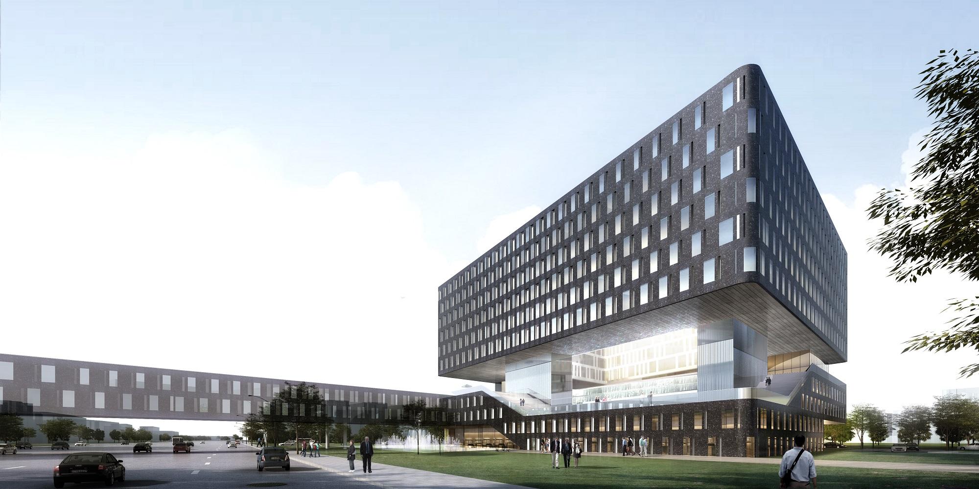 Linkong 16 1 Novotel Hotel Architect Magazine Aedas