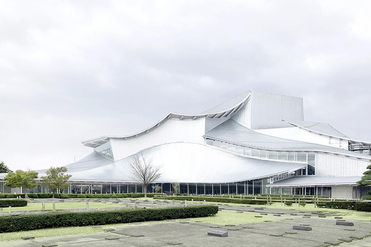 Tsuruoka Cultural Hall Architect Magazine