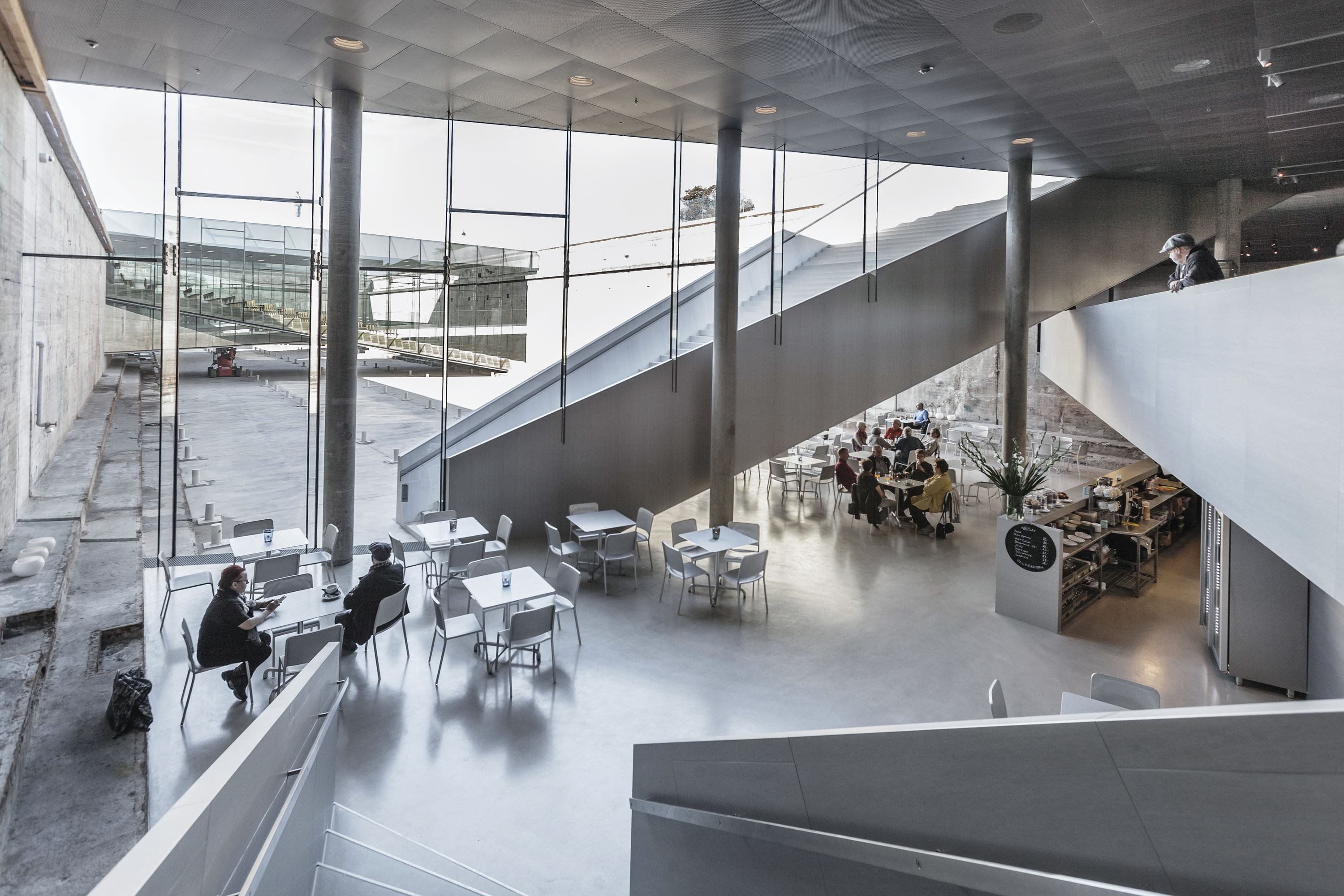 Danish maritime museum architect magazine cultural for Big bjarke ingels group