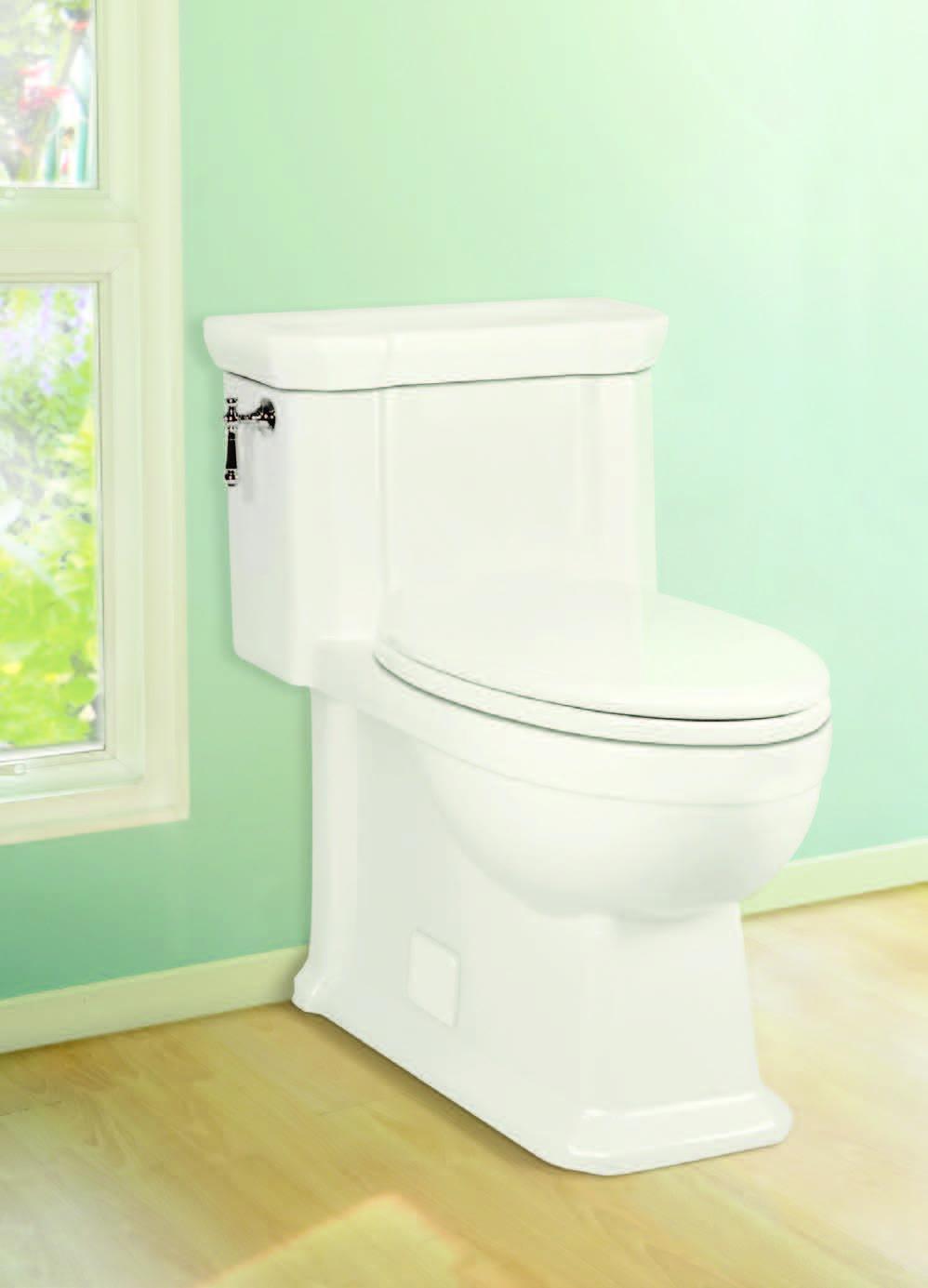 ICERA Richmond II Toilet | Architect Magazine