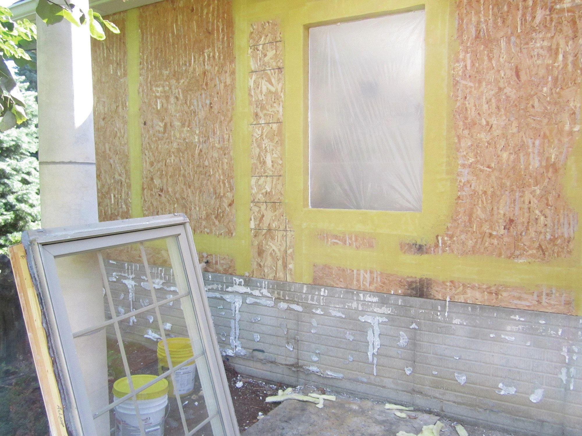 Synthetic Stucco Without Failures Jlc Online