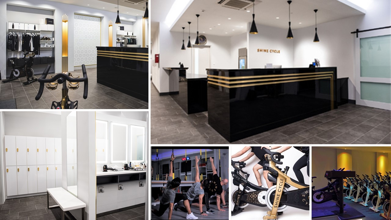 Shine cycle brunei architect magazine indoor cycle design brunei brunei commercial other sports new construction modern