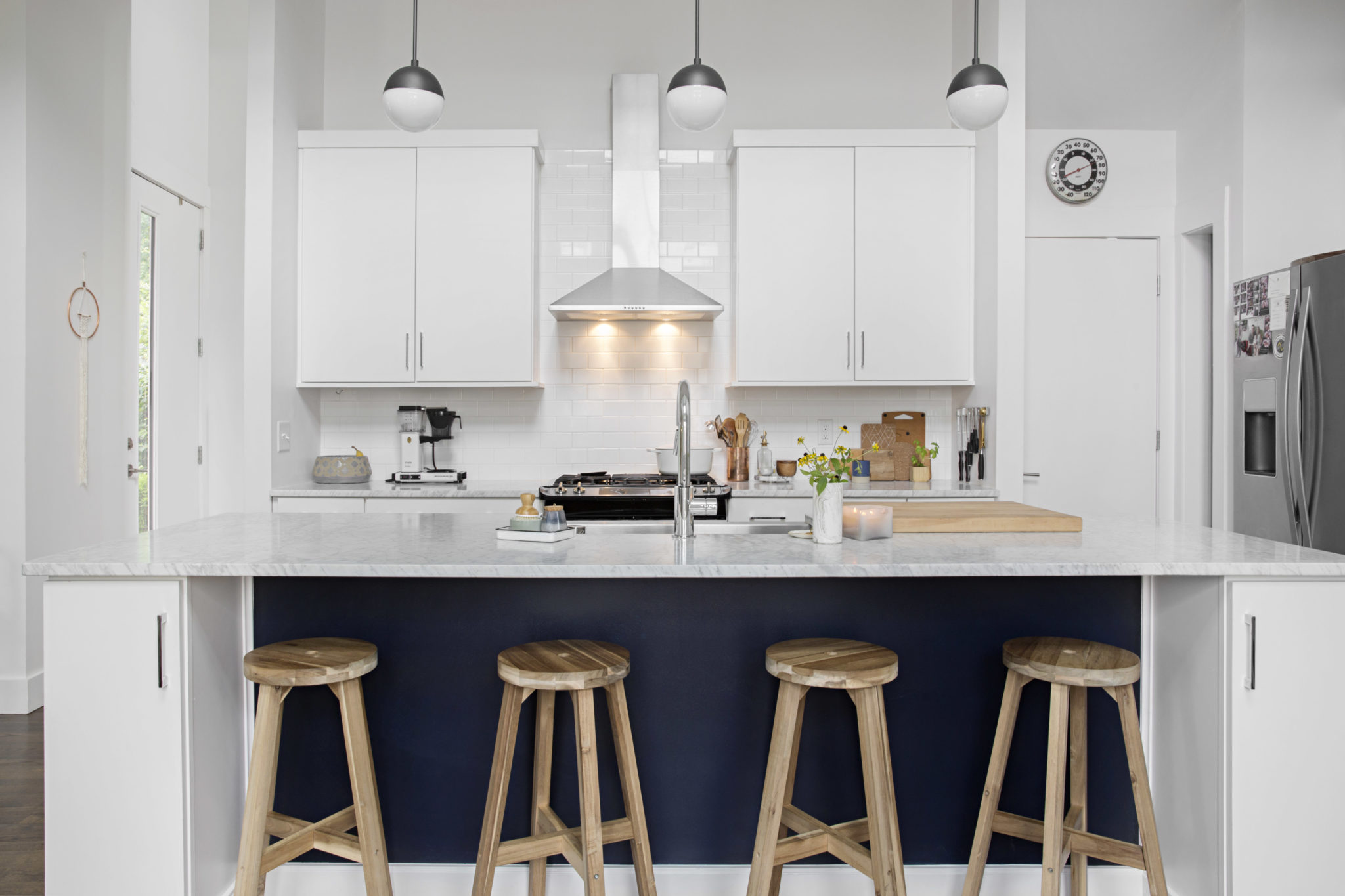 These are the top kitchen trends for 2018 hanley wood for Latest trends in kitchens