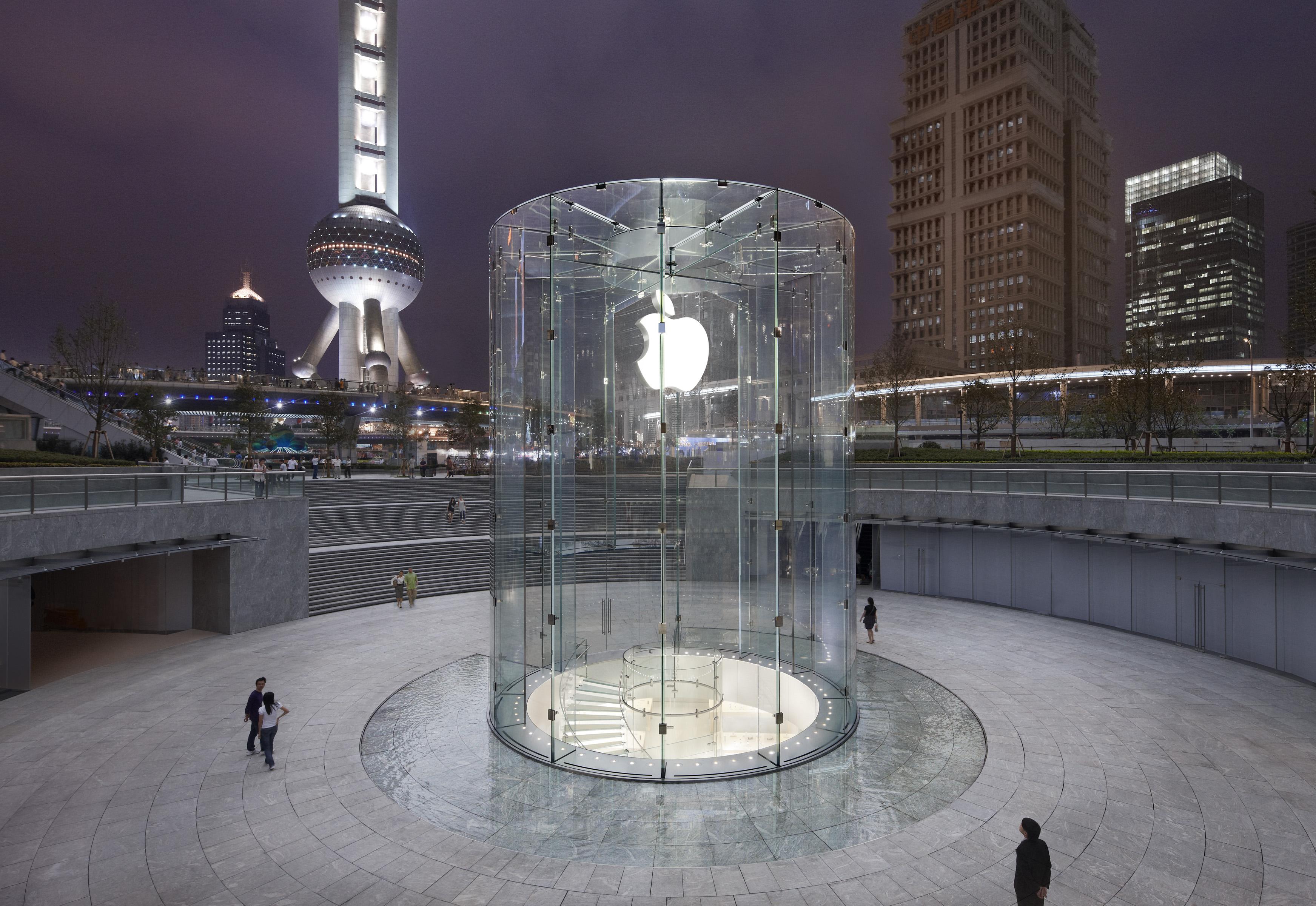 Apple Store Pudong | Architect Magazine