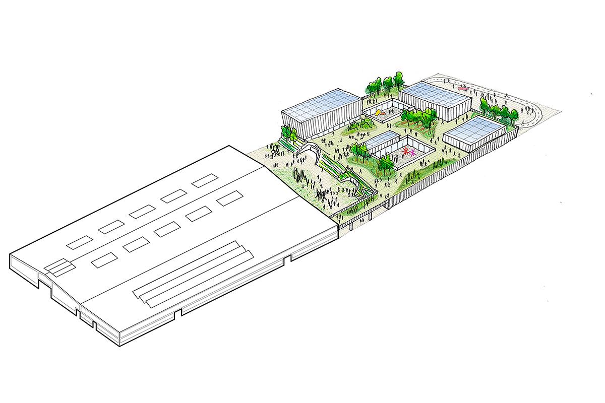 California College Of The Arts Architecture