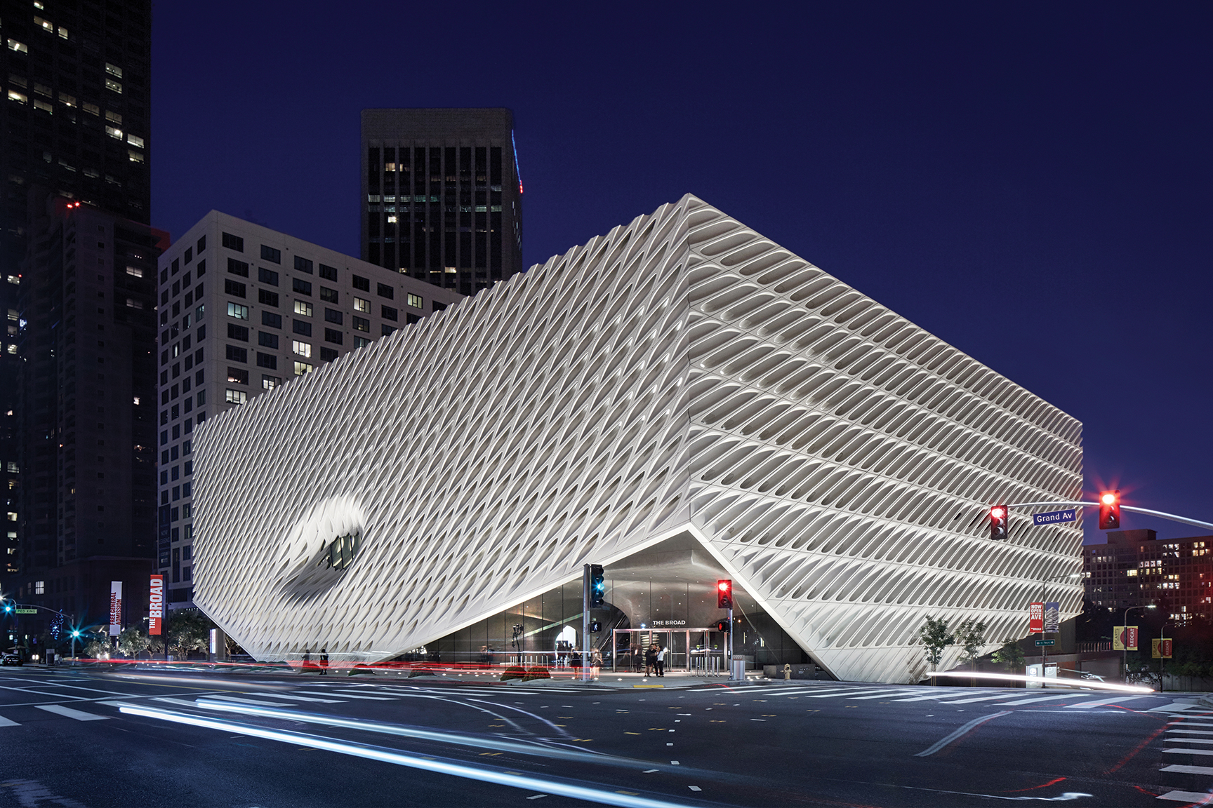2016 AL Design Awards The Broad Architectural Lighting