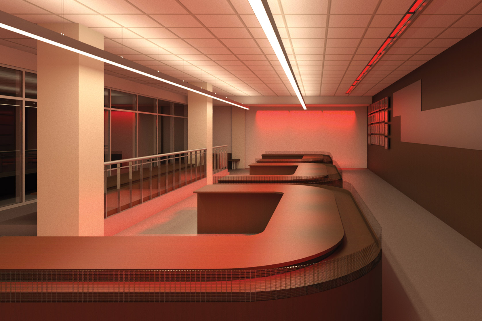 Technology Rethinking Exposure to Saturated Colored Light