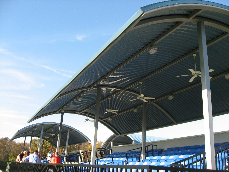Lewis Amp Clark Community College Soccer Stadium Renovation