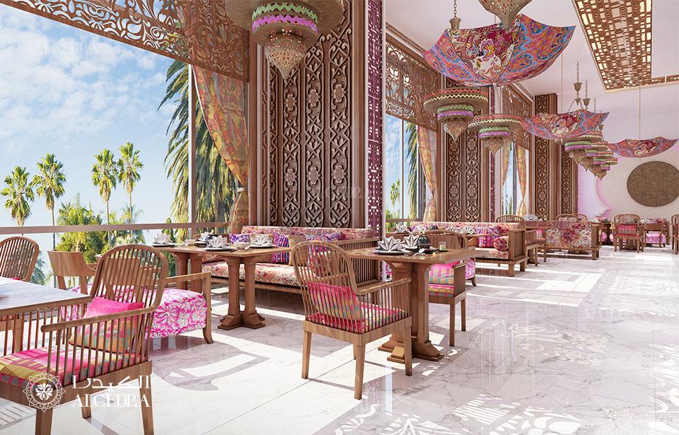 Indian restaurant interior design | Architect Magazine