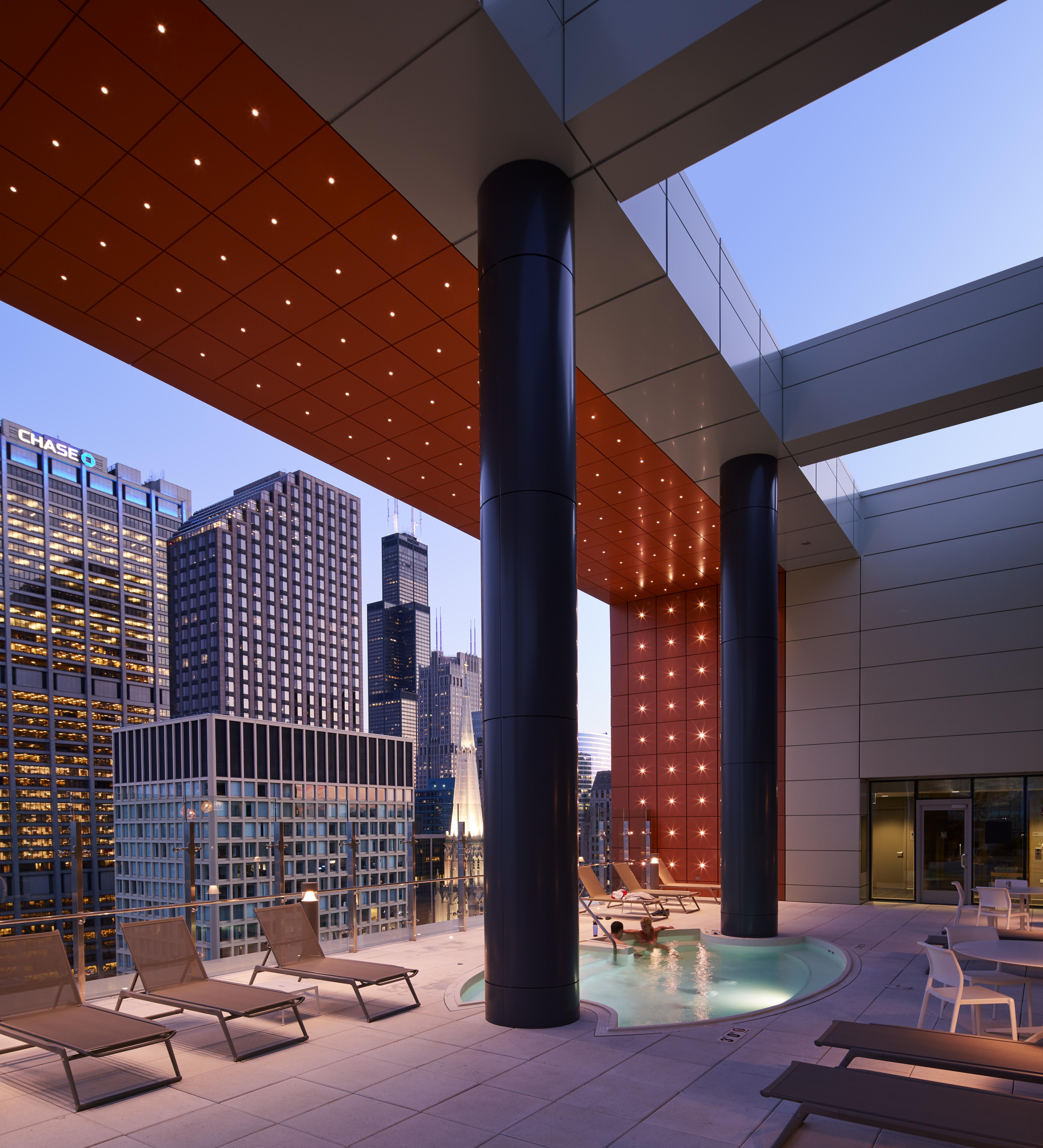 Best Apartment Finder Chicago: Marquee At Block 37