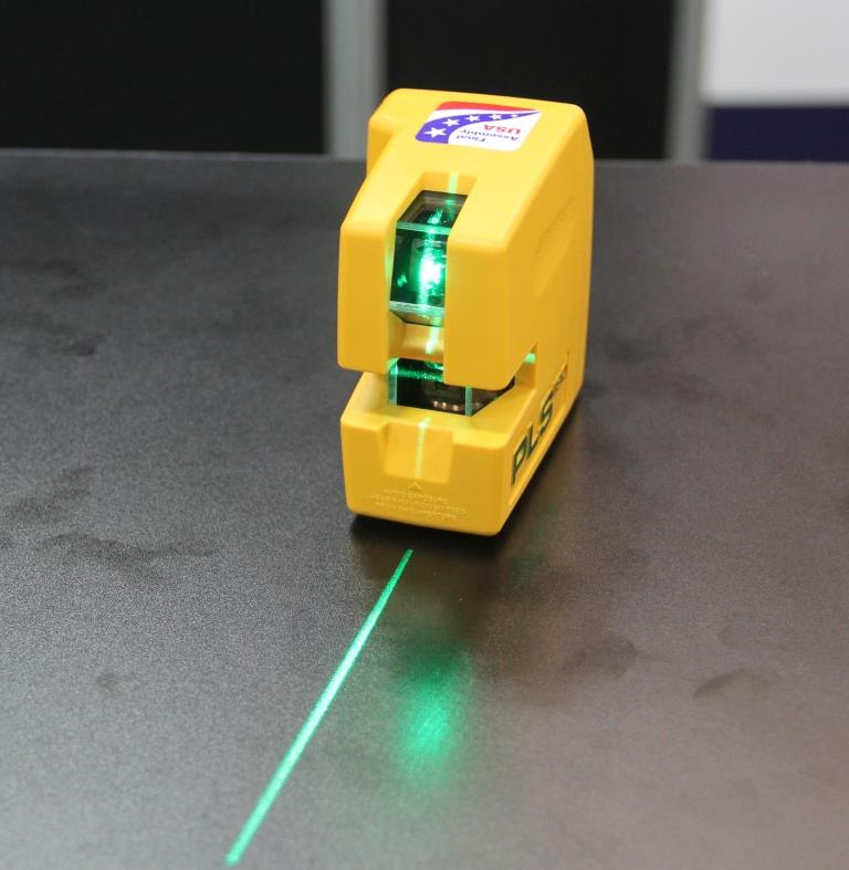Pls Green Beam Lasers Tools Of The Trade Measuring And