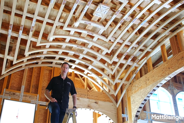 Framing Kits For Complex Ceilings Jlc Online Ceilings