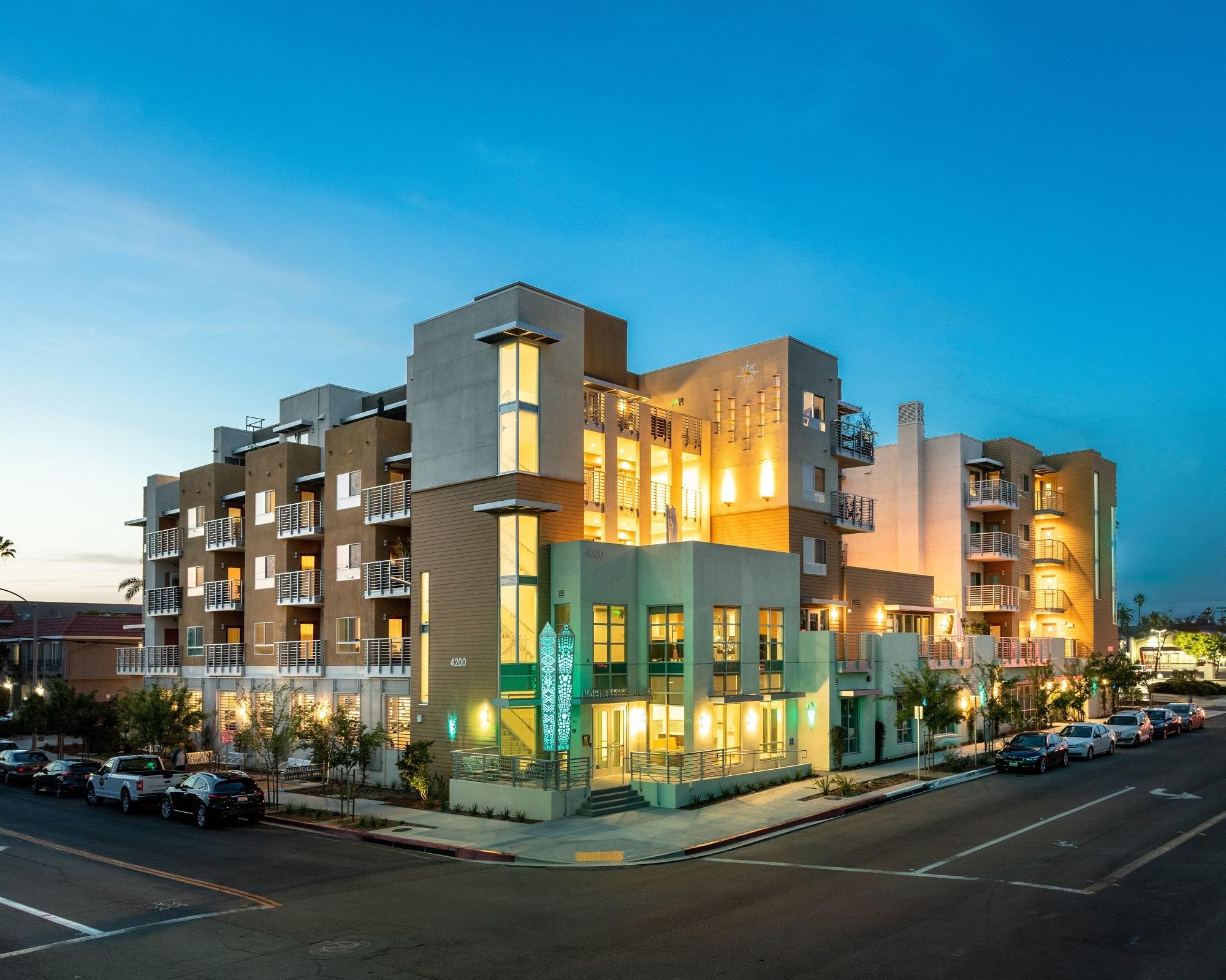 Homes for LGBT Seniors Open in San Diego| Housing Finance ...