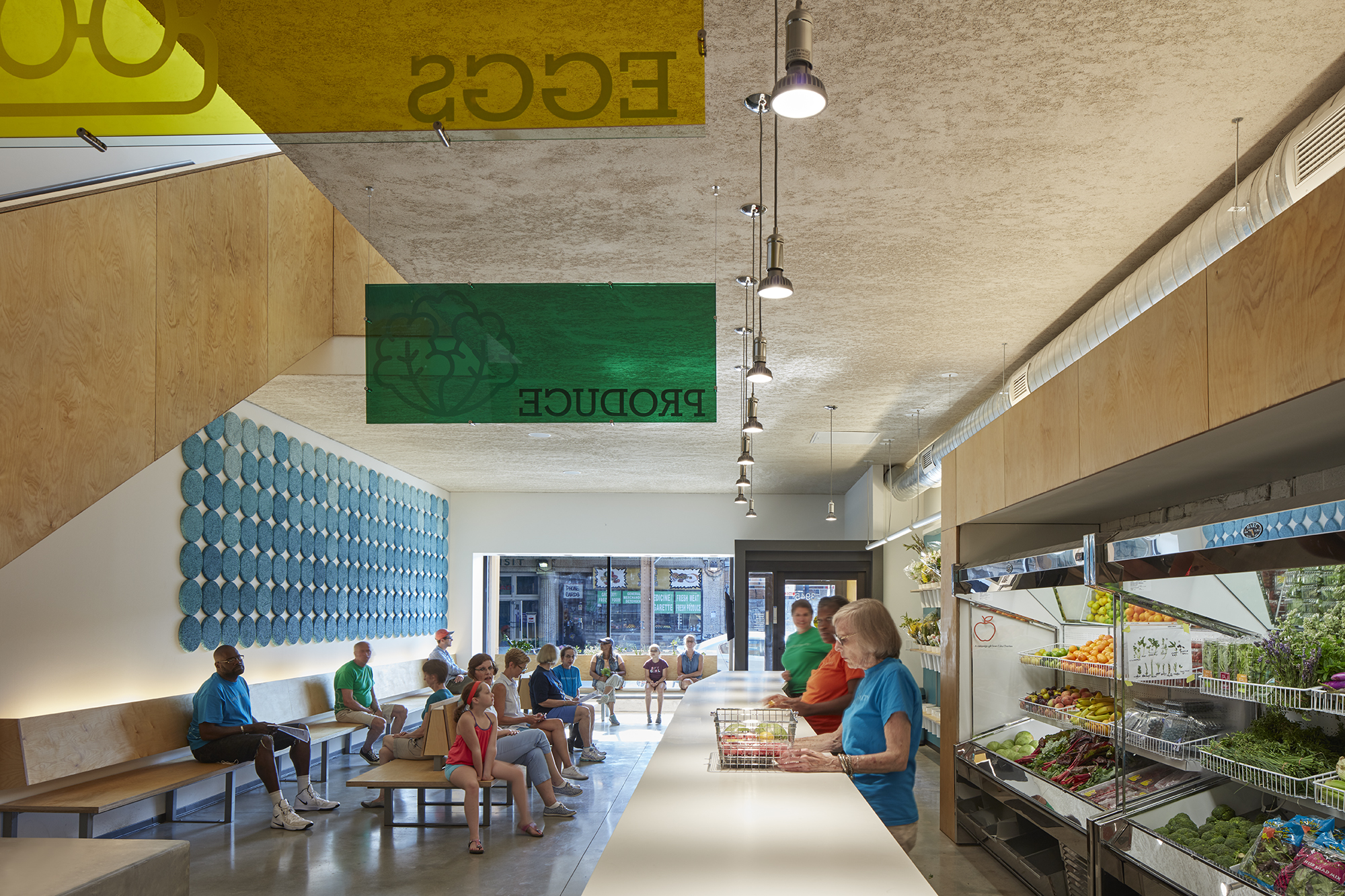 Lakeview Pantry Brings Good Design And Food To Those In Need Architect Magazine Community
