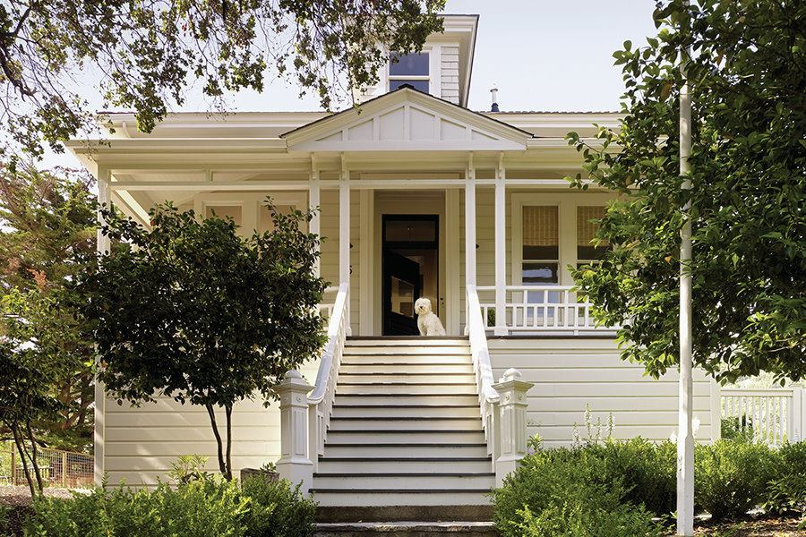 Victorian Era Cottage Remodel In Northern California