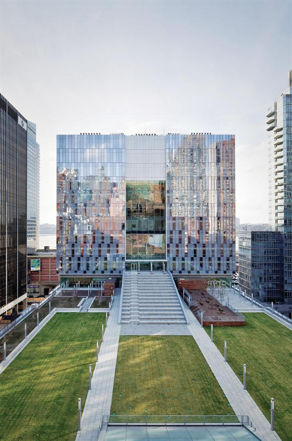 John Jay College Of Criminal Justice Architect Magazine