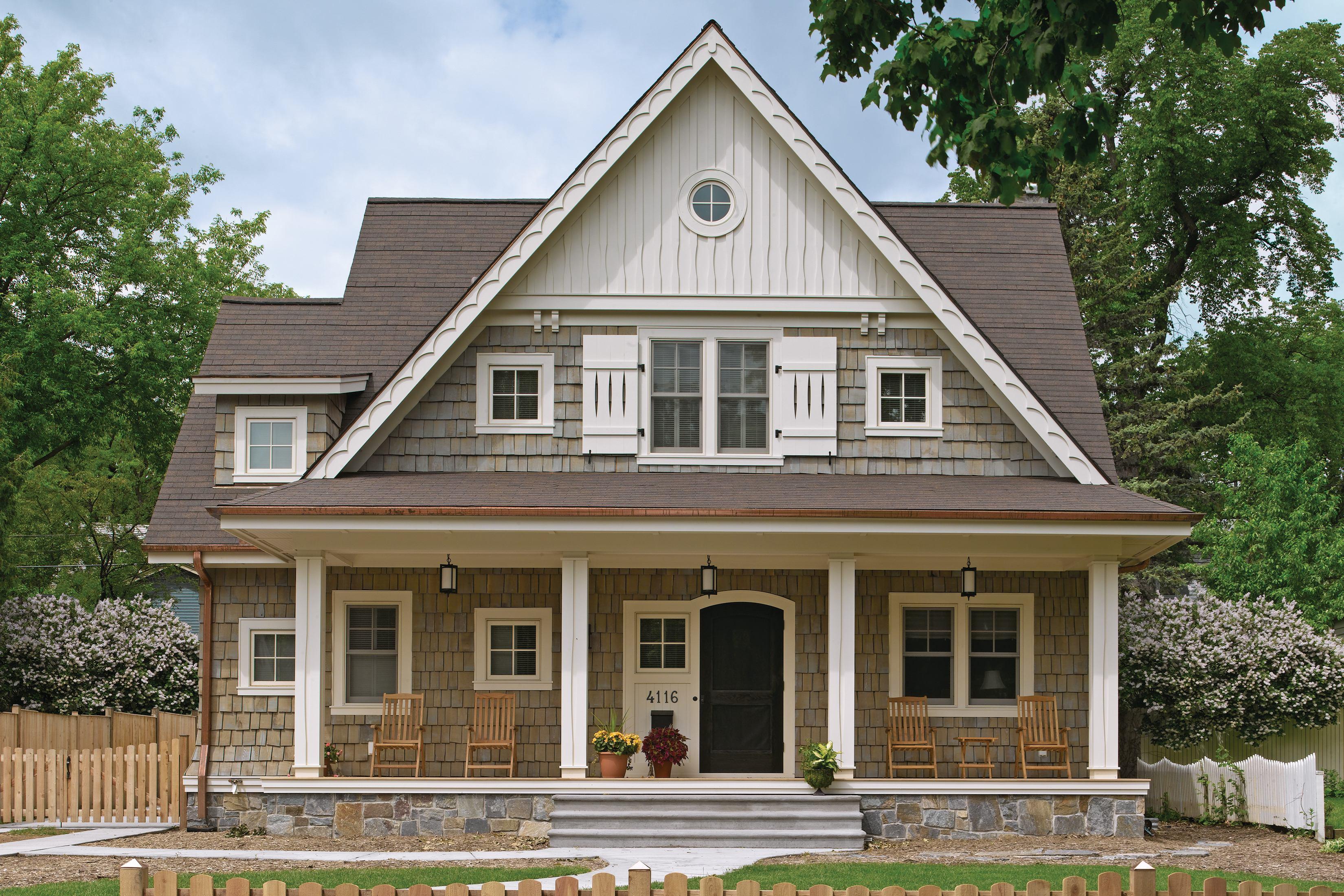 Cozy Cottages Builder Magazine Design Designers