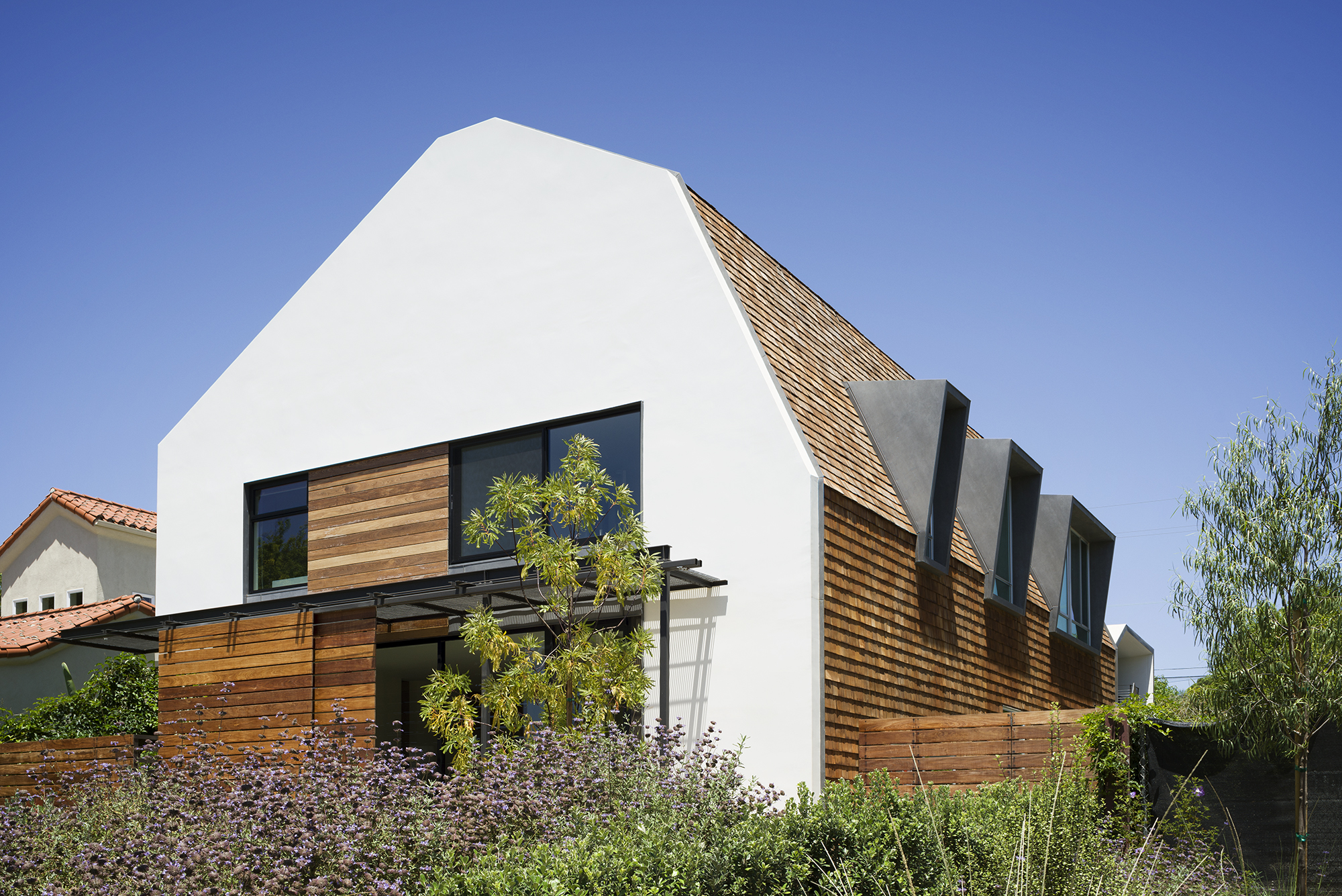 See-Through House | Architect Magazine | Koning Eizenberg ...