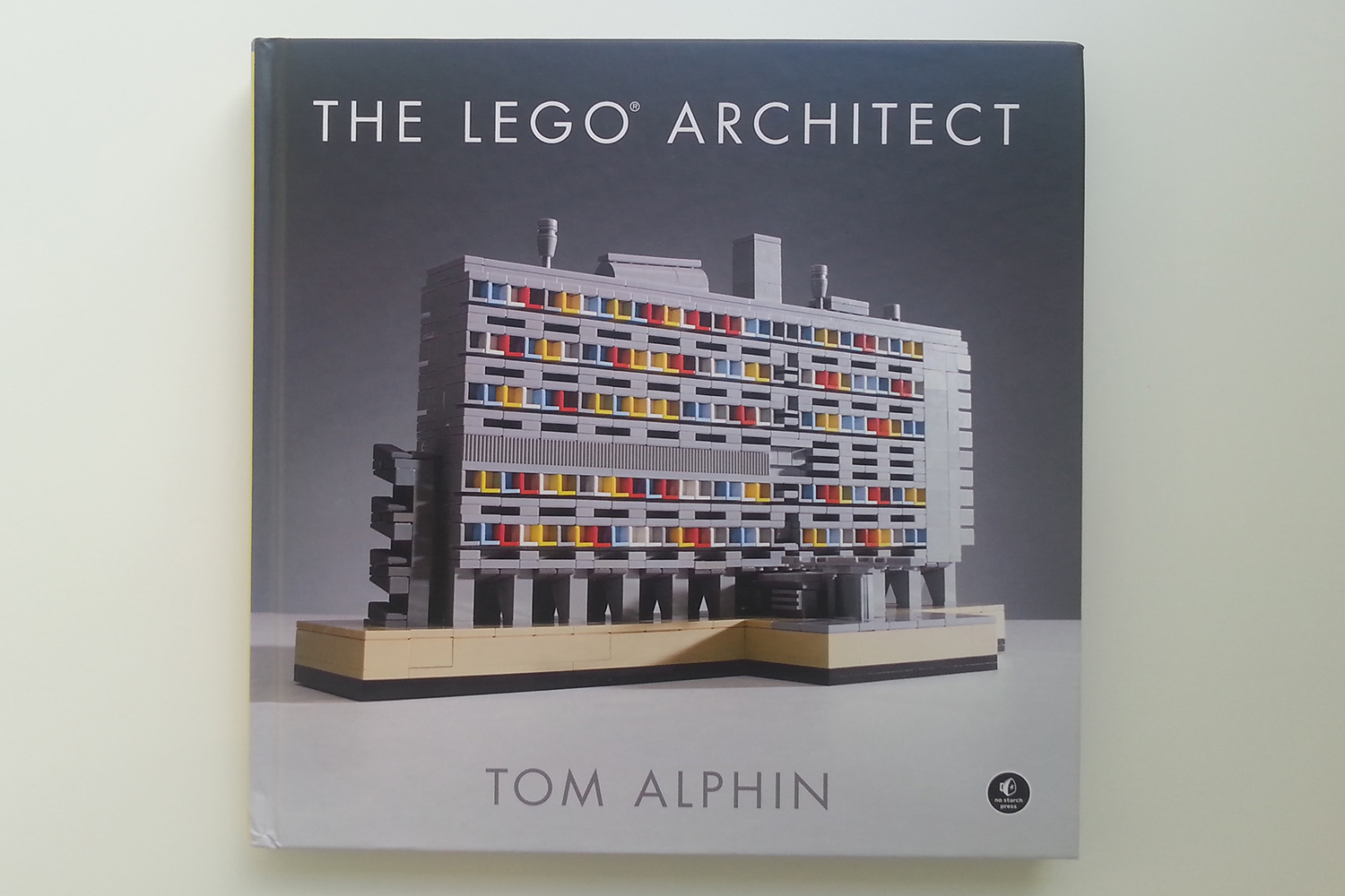 The Lego Architect Architect Magazine Books San