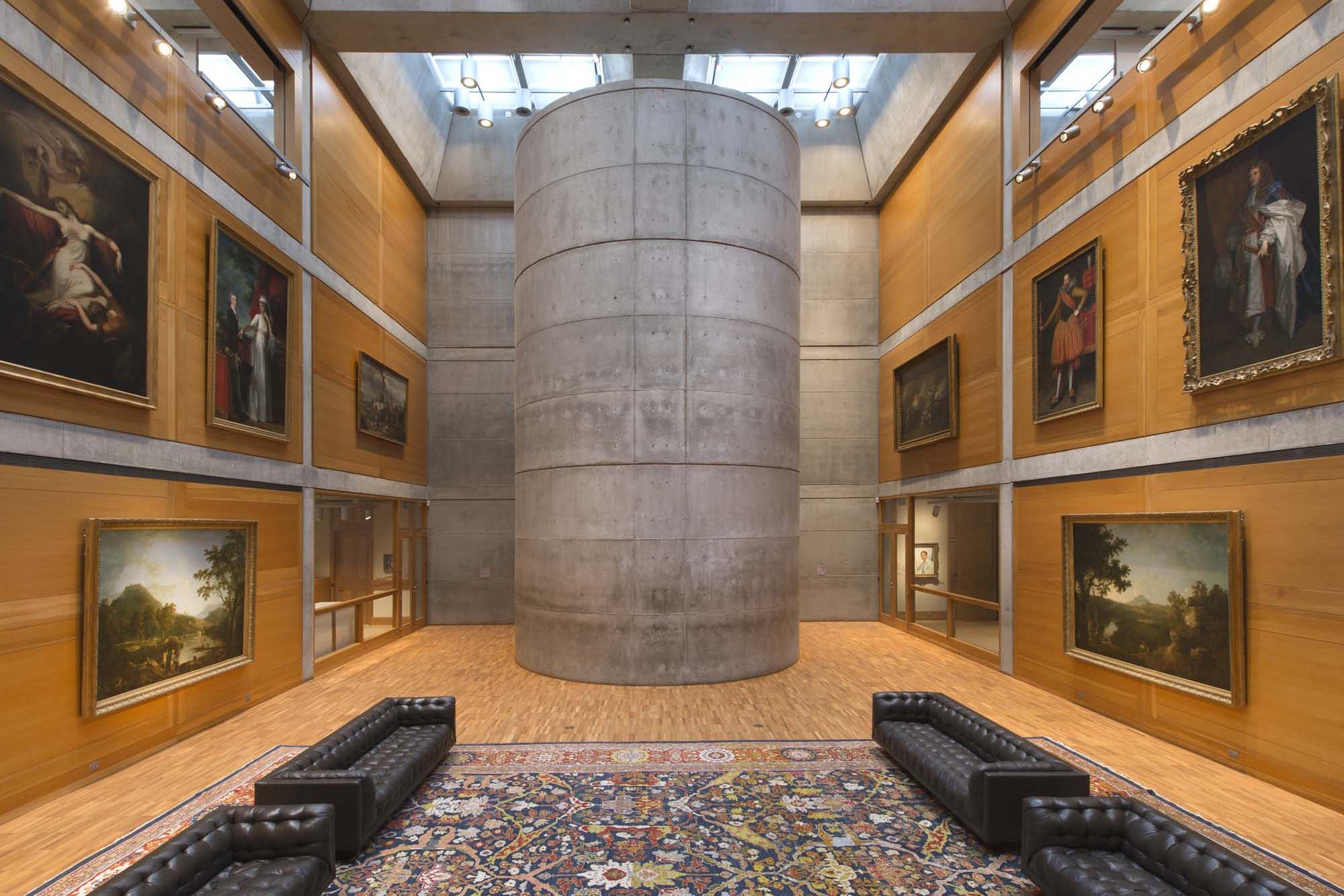 Yale Center For British Art Renovation Architect
