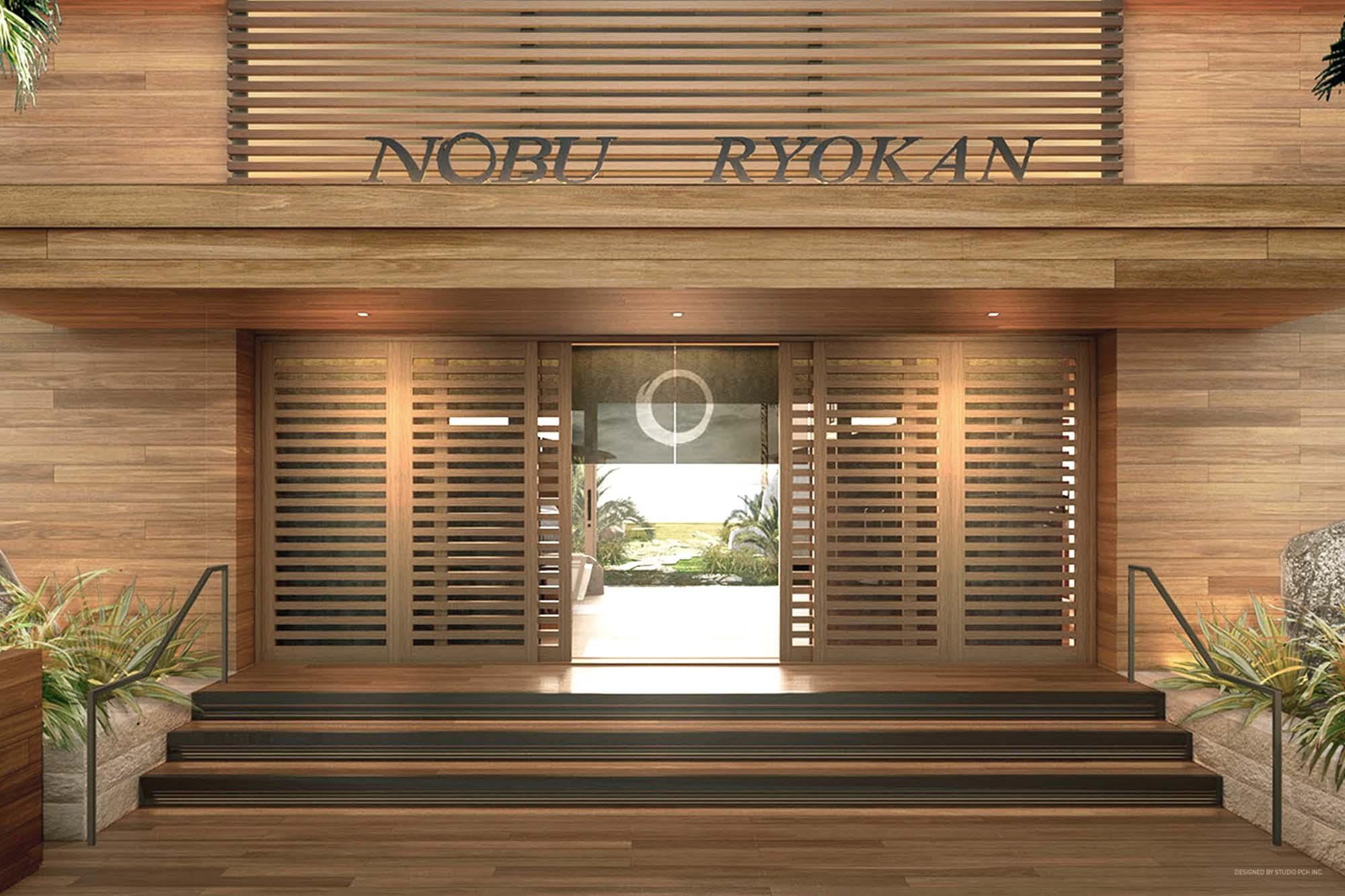 Nobu Ryokan Architect Magazine Studio Pch Montalba