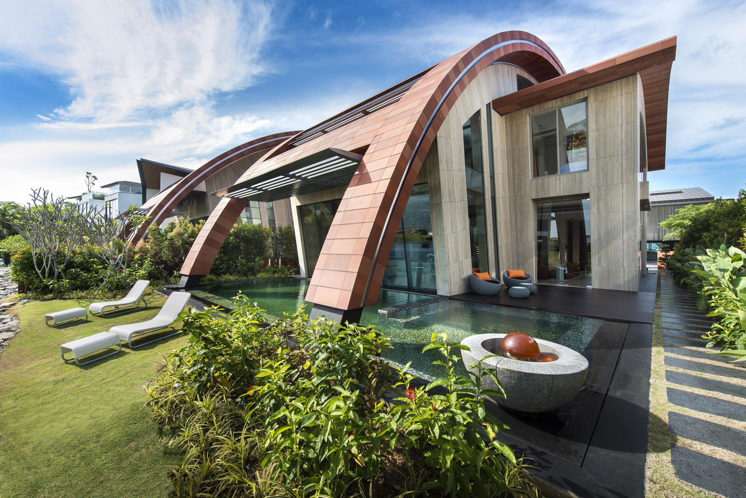 Villa Alba Architect Magazine Singapore Singapore