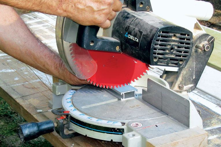 Convenient metal cutting miter saw jlc online tools and convenient metal cutting miter saw jlc online tools and equipment saws greentooth Gallery