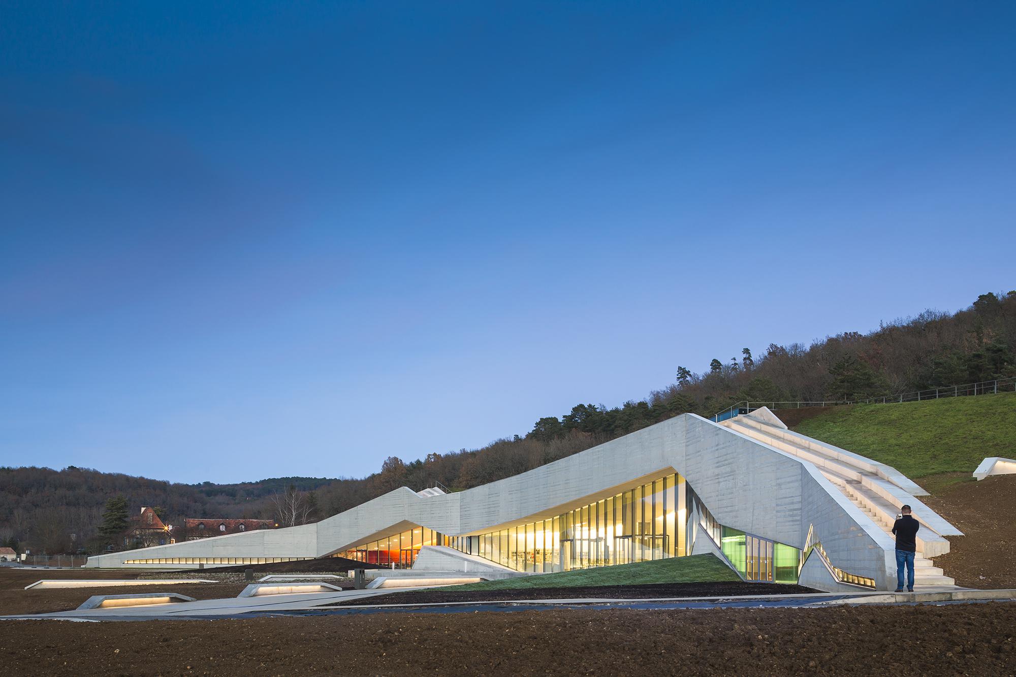 Home Designer Interiors Review Lascaux Iv Caves Museum Architect Magazine Sn 248 Hetta