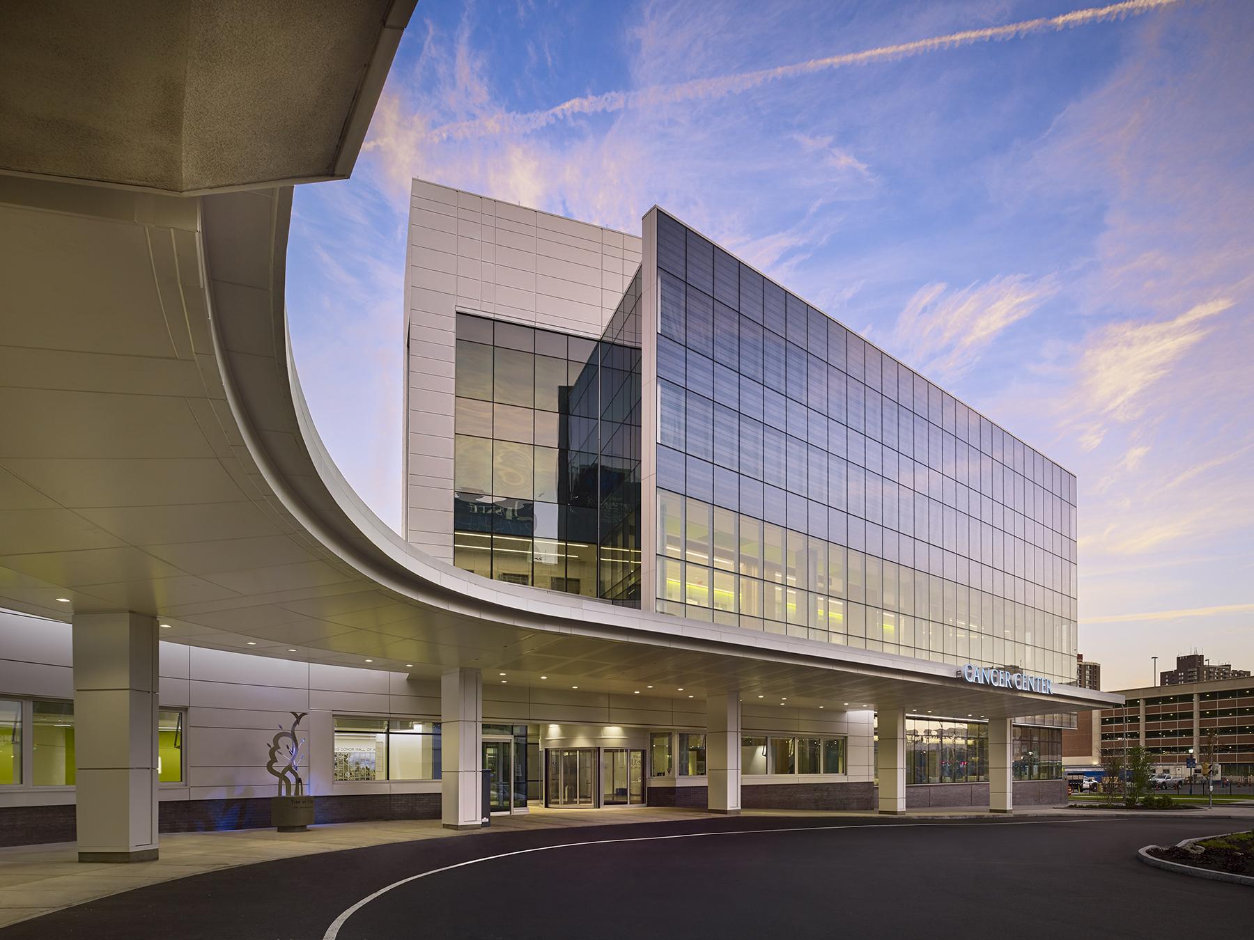 Upstate Cancer Center Architect Magazine Ewingcole
