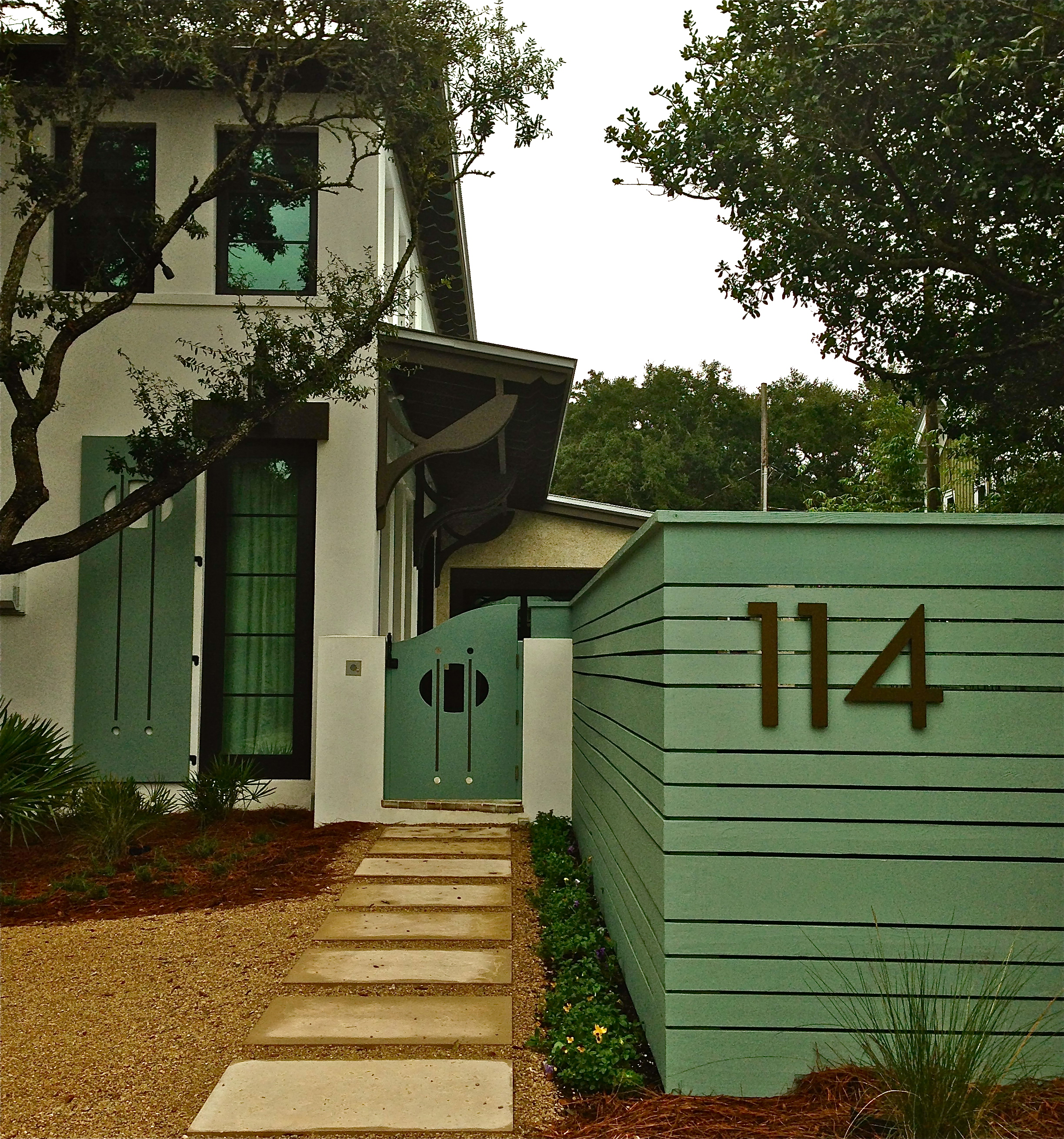 Old Greenwich Beach Cottage: Old Seagrove Beach Cottage