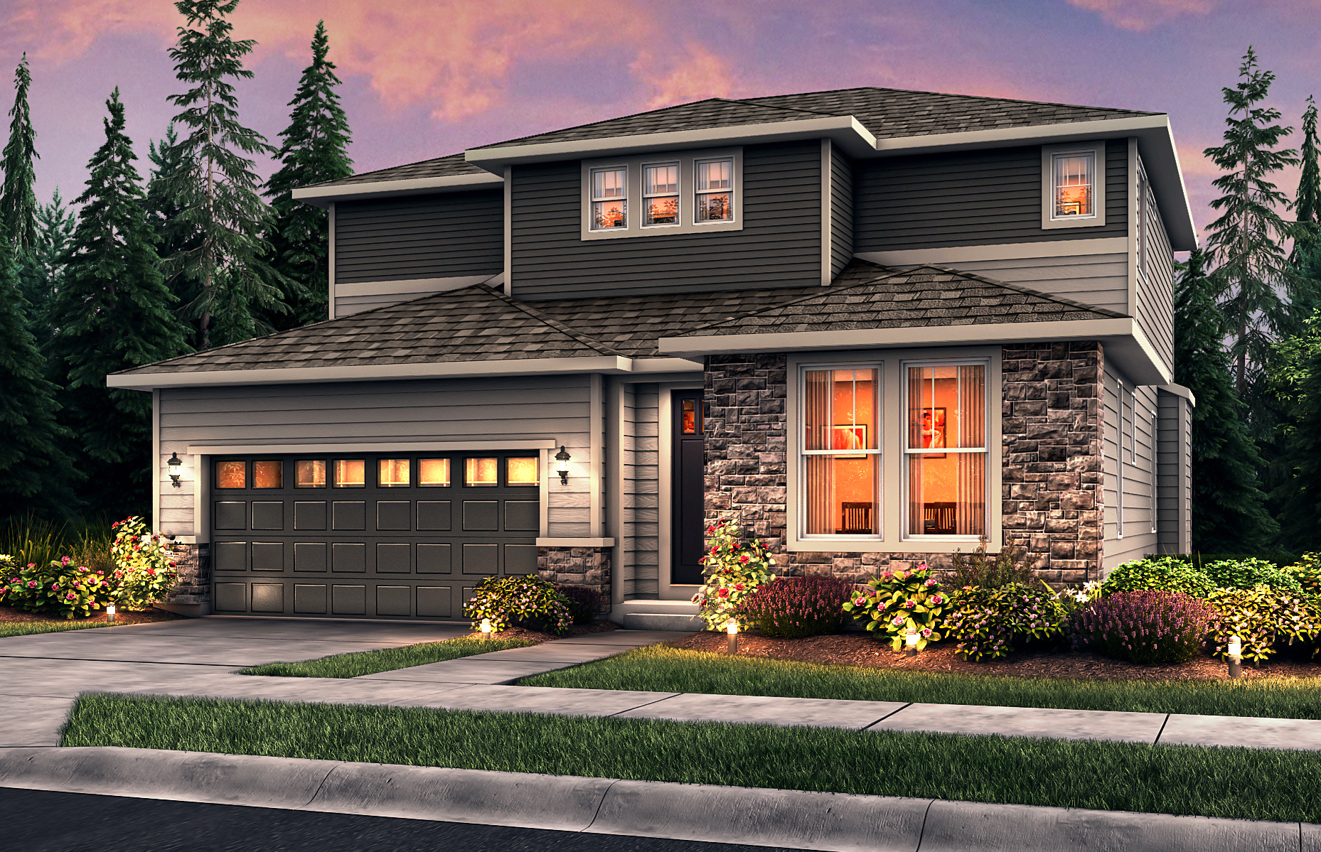 Pulte Opens First Seattle Community West Of Puget Sound