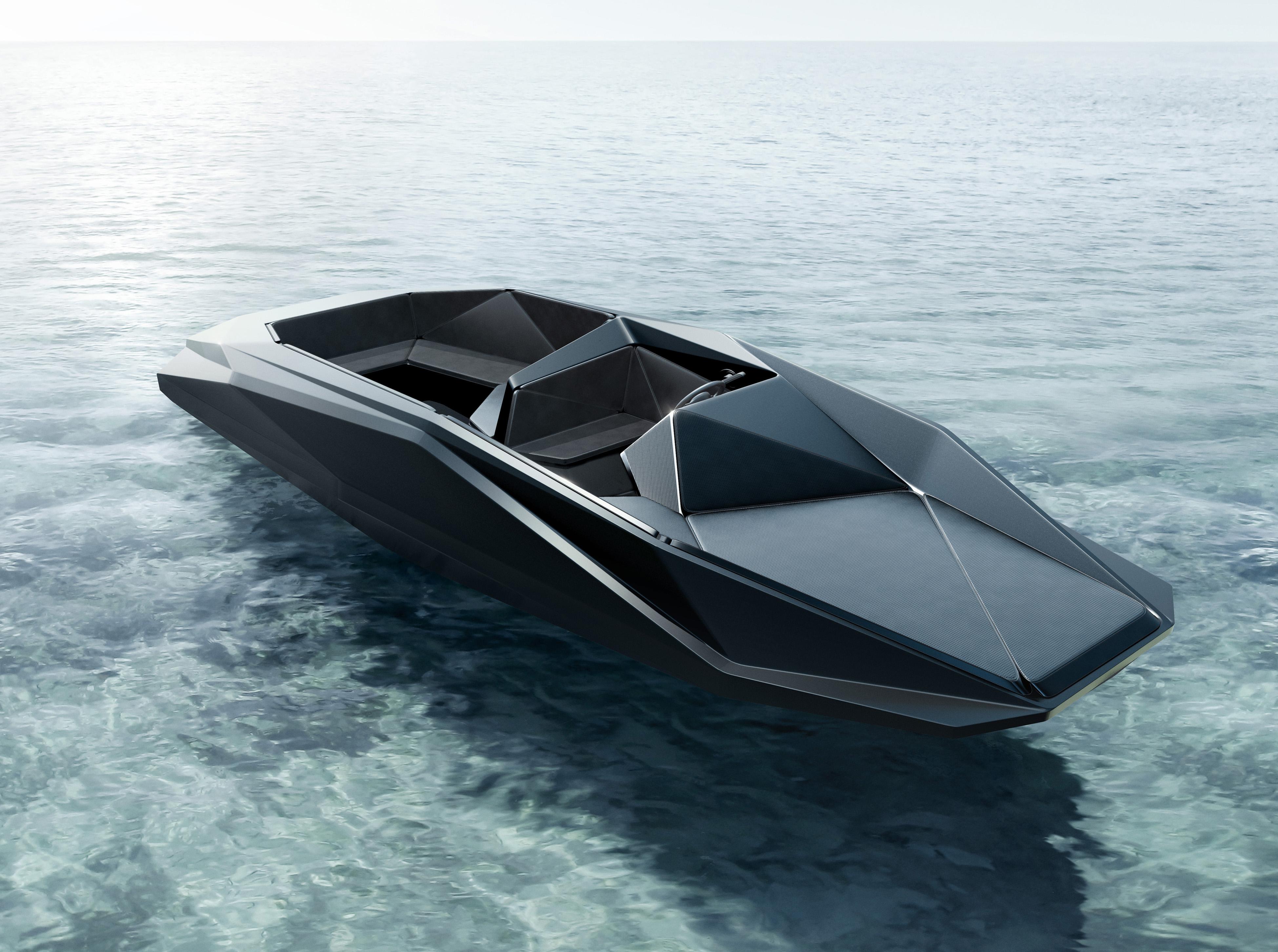 Aluminum Boat Manufacturers >> Z-Boat   Architect Magazine   Zaha Hadid Architects, United States, Transportation, Other, Z-Boat