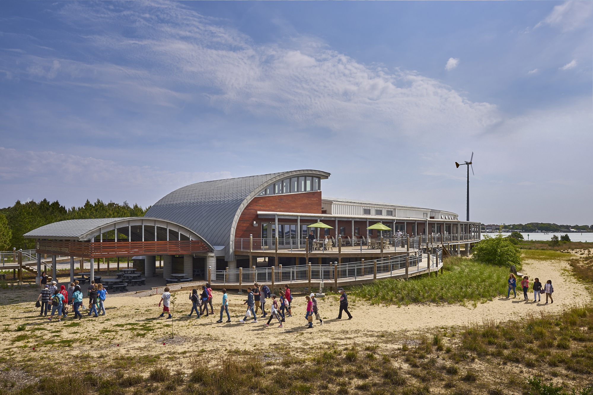 Lessons From A Living Building The Brock Environmental Center