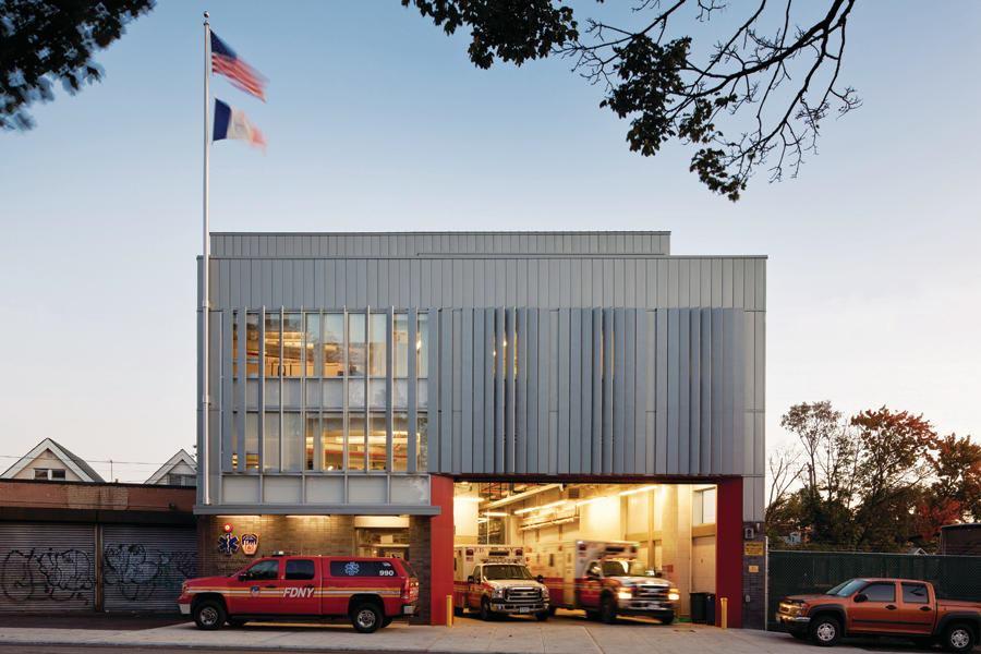 EMS 27 | Architect Magazine | Government Projects, Community Projects,  Caulks Adhesives And Sealants, Design, Engineering, Masonry Construction,  Metal, ...