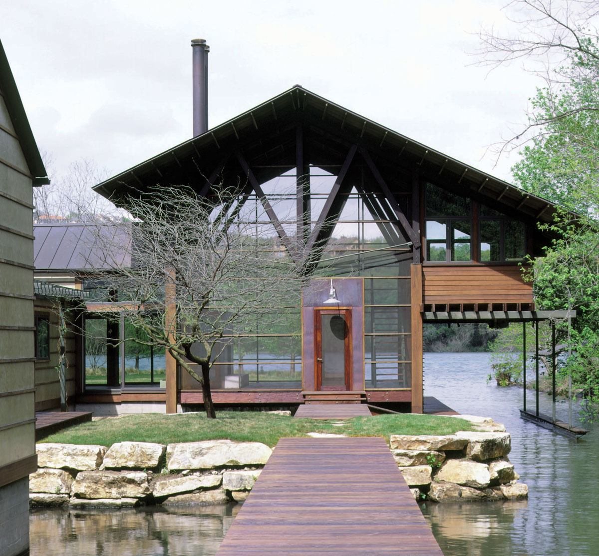 Architecture House And: Lake Austin Residence, Austin, Texas