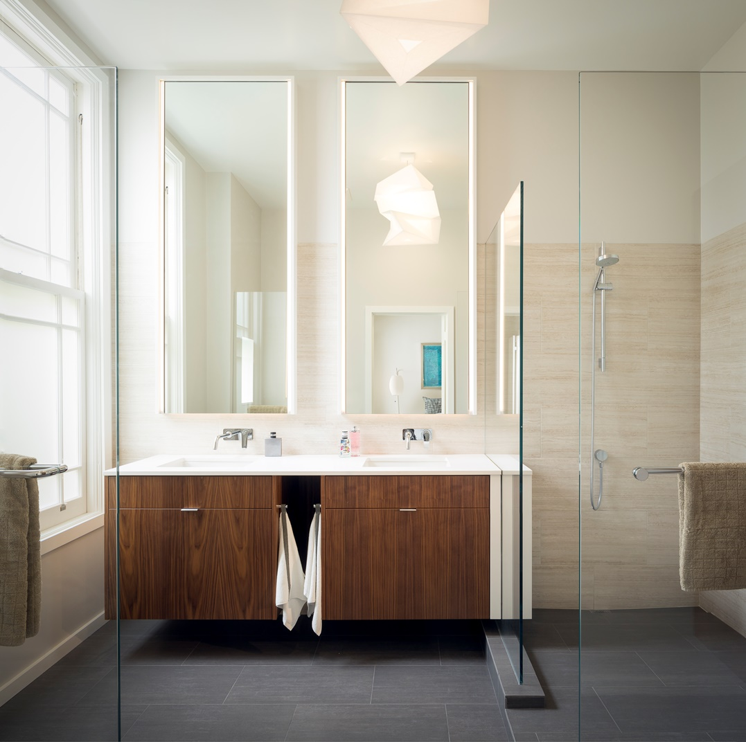 From Cramped Condo Bath to Spacious Spa Retreat | Remodeling ...