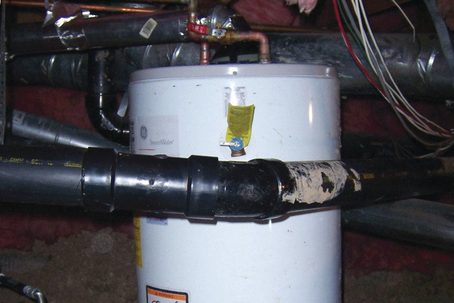 Troubleshooting Water Heater In A Crawlspace Jlc Online