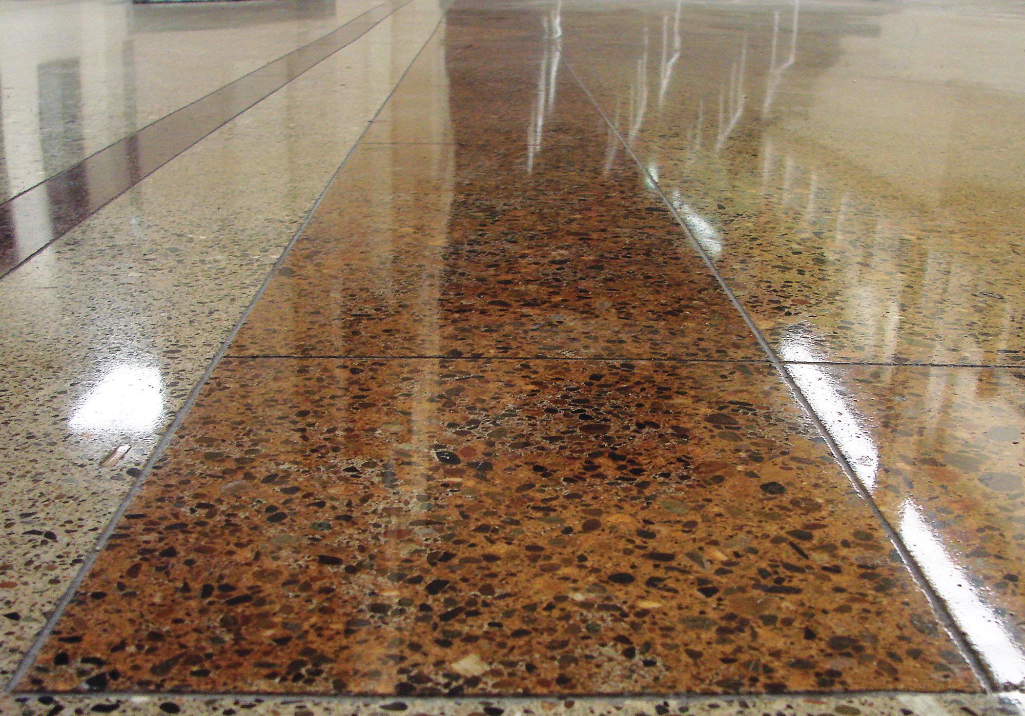 Decorative Cement Slabs : American decorative concrete ameripolish surelock color
