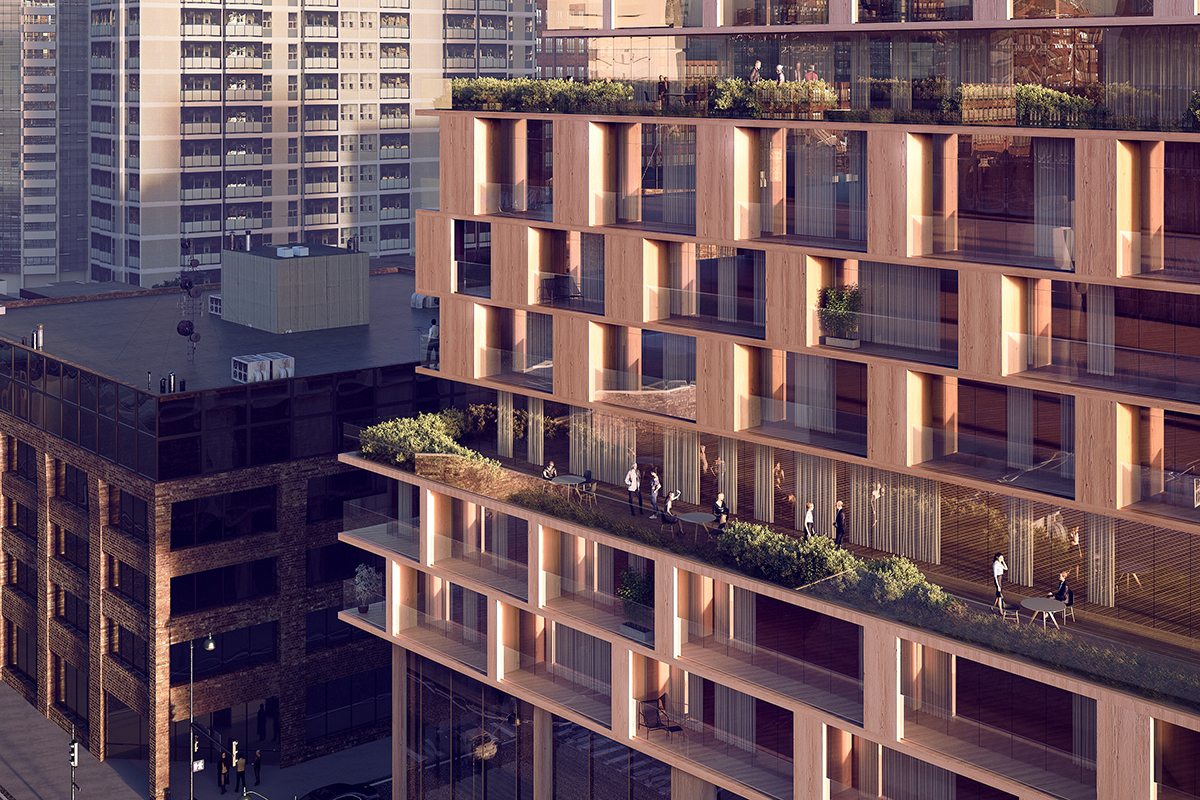 Residential Landscape Architects Toronto