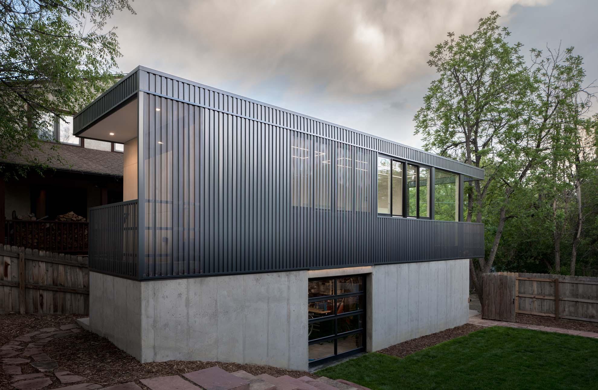 Space Pod Architect Magazine Studio