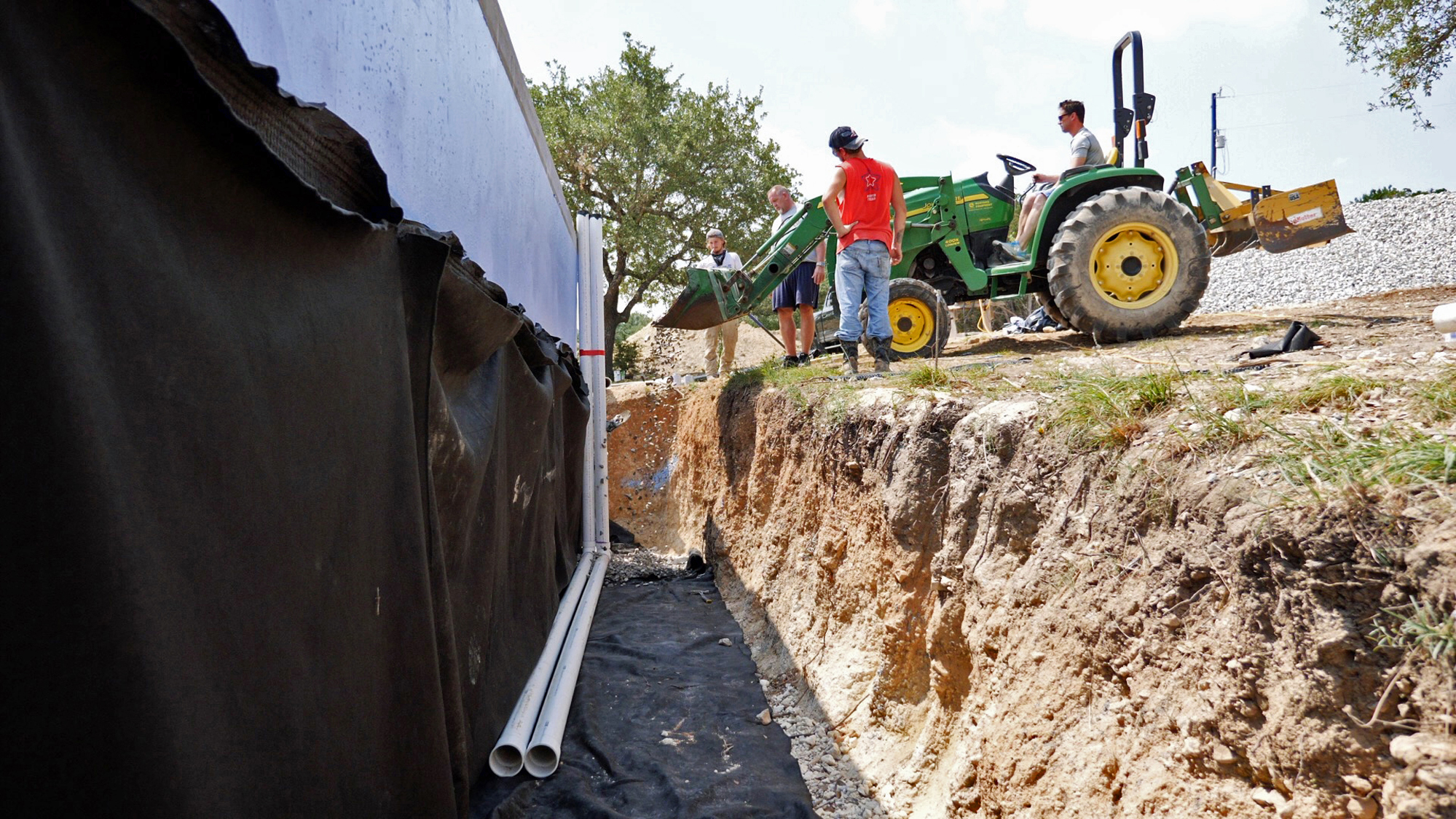 Foundation Waterproofing That Works