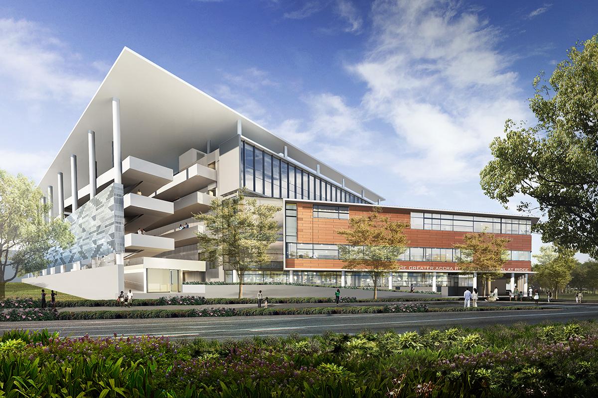 Greater Accra Regional Hospital