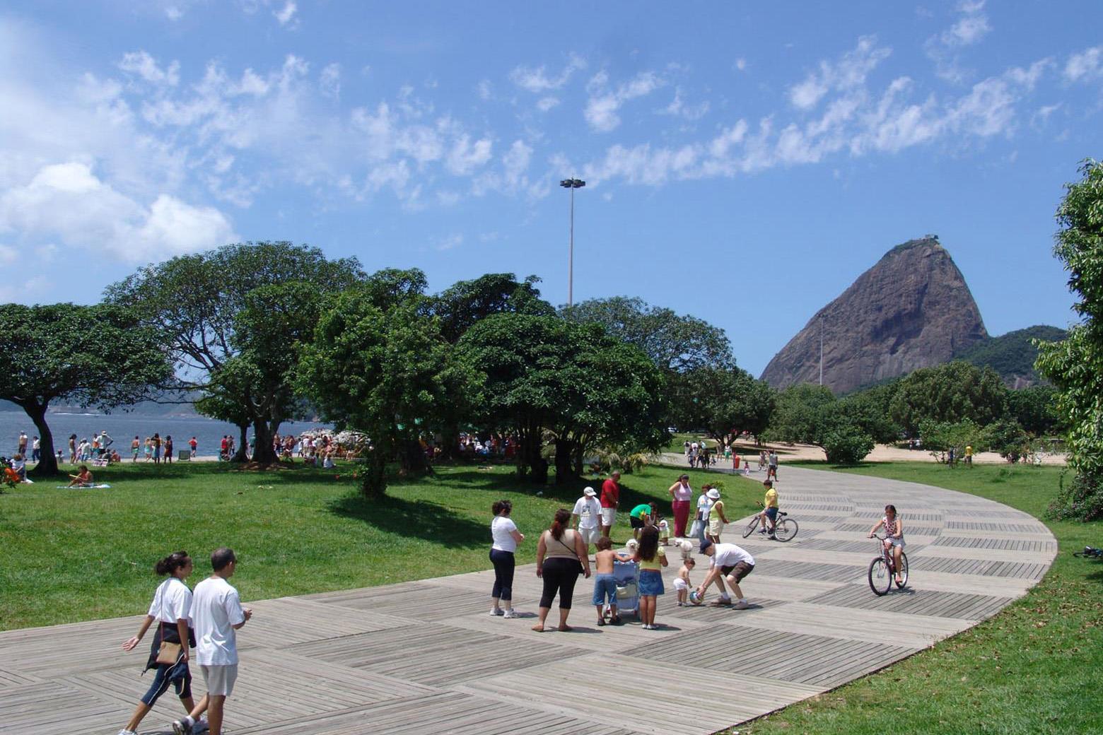 Flamengo Park Architect Magazine