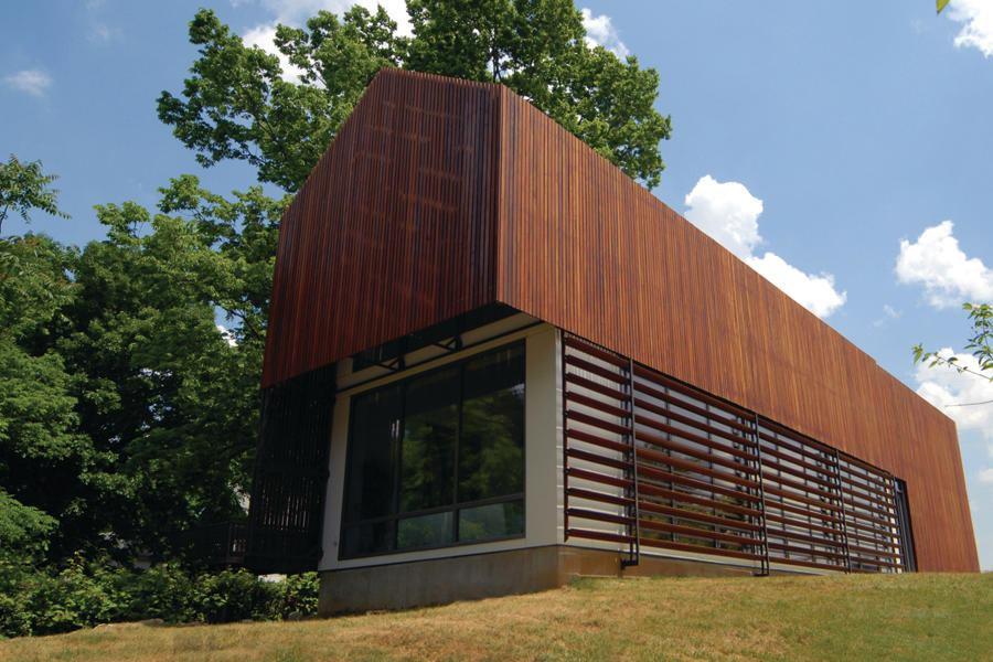 2011 evergreen awards greenhouse winner residential for Residential architects eugene oregon