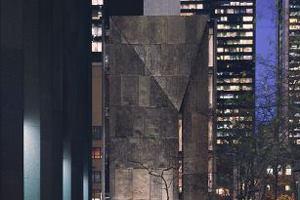 Commercial Facade Design Modern