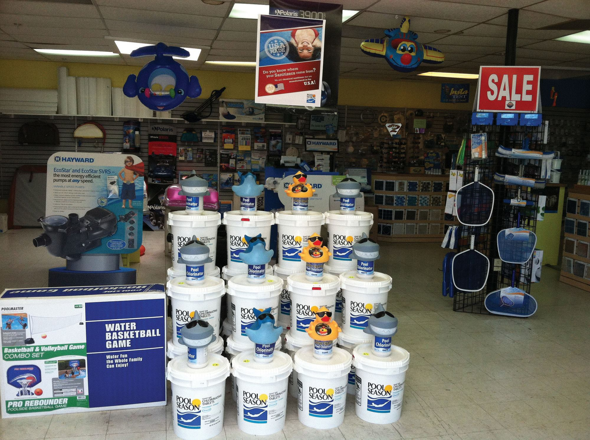 Increase Sales With a Well-Designed Pool Store  Pool & Spa News ...